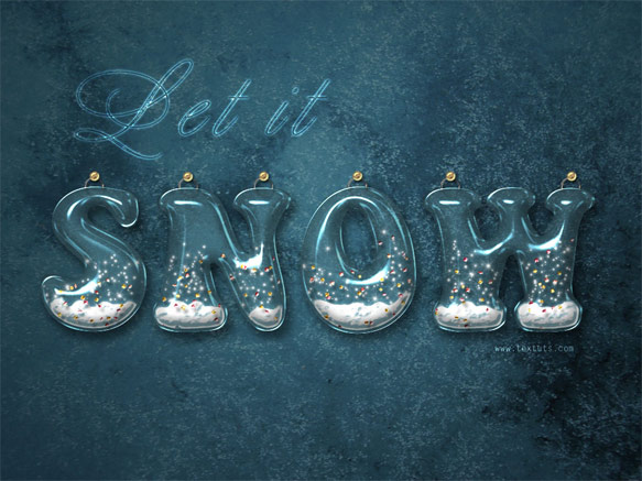 The 67 best photoshop and illustrator text tutorials of for Effet miroir photoshop cs5