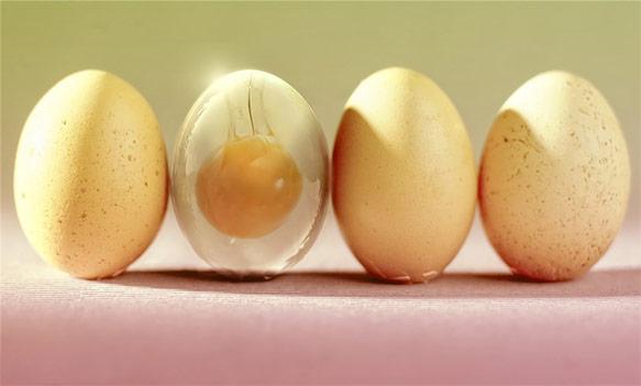 Glass Egg Tutorial