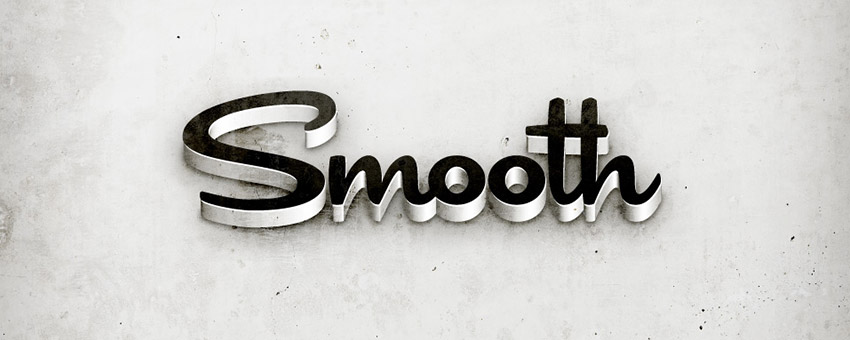 Download Grungy 3D Text In Illustrator | Design Panoply