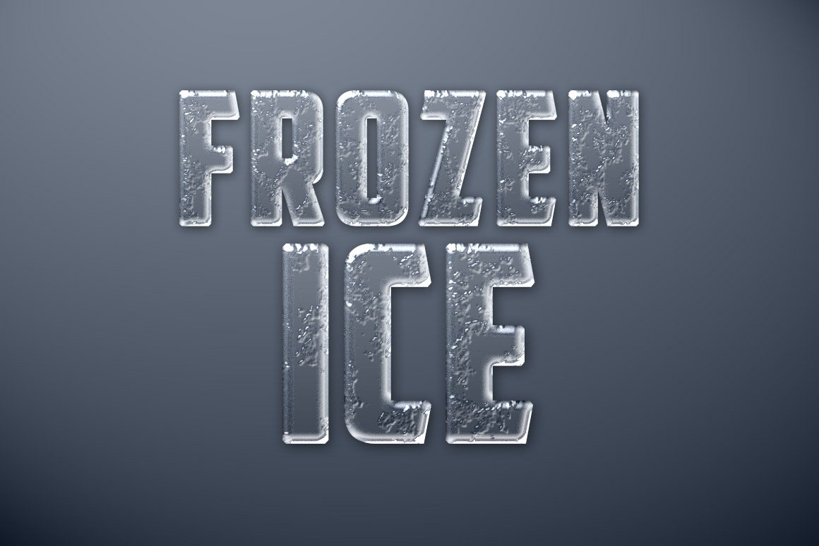 How to Create an Ice-Cream Scoop Text Effect in Adobe ...