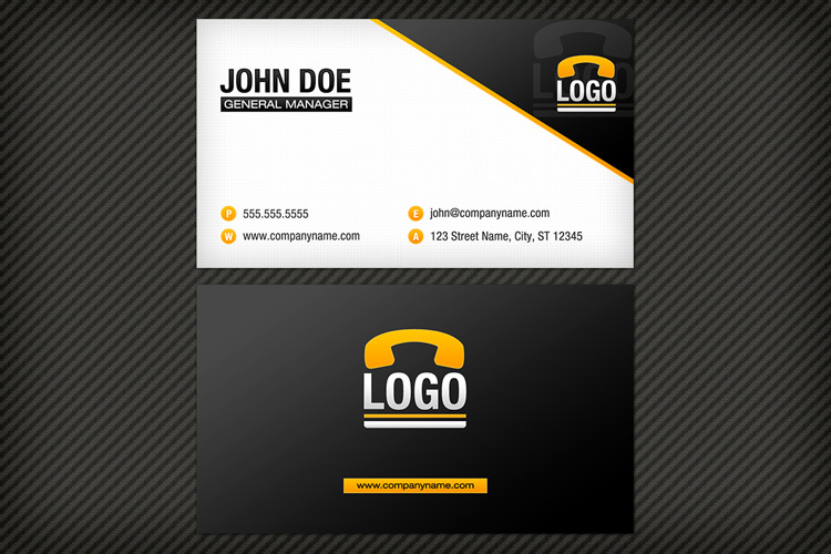 Modern business card template 1 design panoply modern business card template 1 modern business card template 1 accmission Images