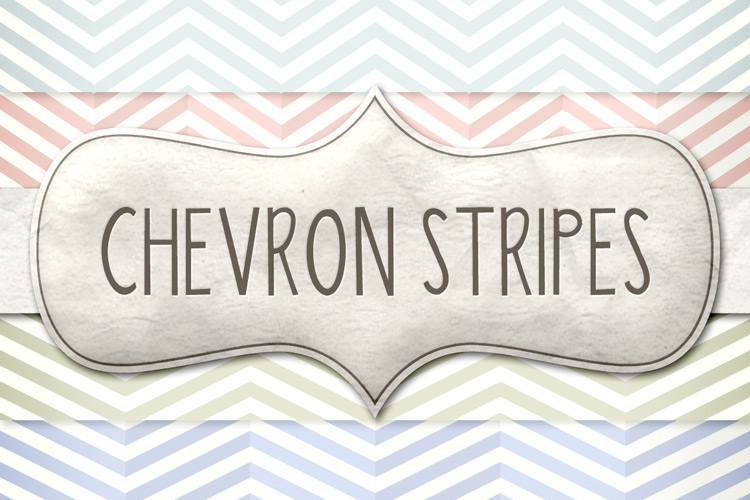 Vintage Chevron Stripes Pattern Pack 1   Design Panoply