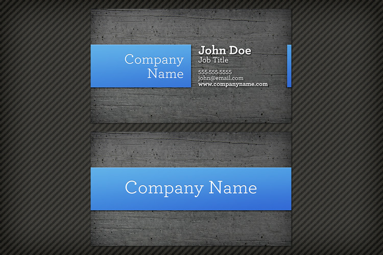 background for business cards
