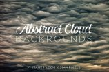 Abstract Cloud Backgrounds Volume 1