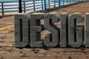 Composite True 3D Text Into A Scene With Photoshop CS6 Project Files