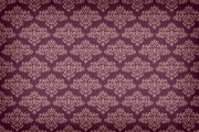 Damask Pattern 008