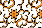 Floral Pattern 004
