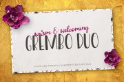 Grembo Font Duo