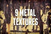 Metal Textures Pack 1