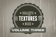 Realistic Noise Textures Volume 3