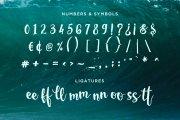 San Luis Script Font