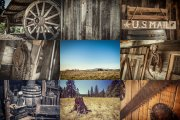Weathered Wild West Photo Bundle Volume 1