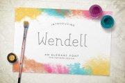 Wendell Font Family
