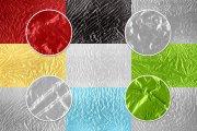 Wrinkled Plastic Textures Volume 1