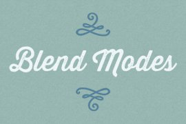 Photoshop Blend Modes: Introduction and Basics