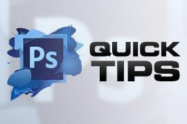 Photoshop Quick Tip 1: Time Saving Layer Settings