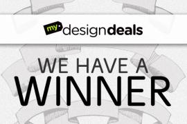 Winner of 880 Quality Designious Vectors