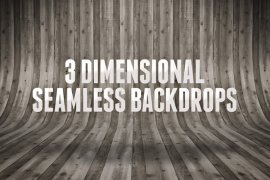 3-Dimensional Seamless Backdrops 1