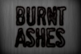 Burnt Ashes Photoshop Style