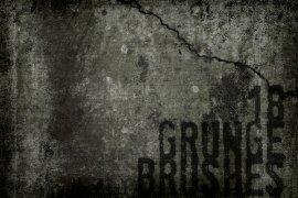 Grunge Brush Pack 1