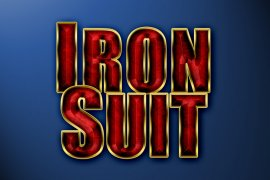 Iron Suit Photoshop Style