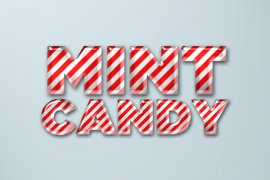 Mint Candy Photoshop Style 1