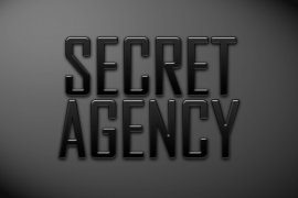 Secret Agency Photoshop Style