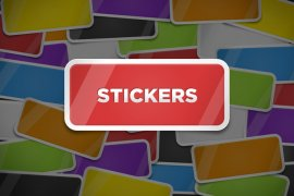 Vector Stickers Pack 1