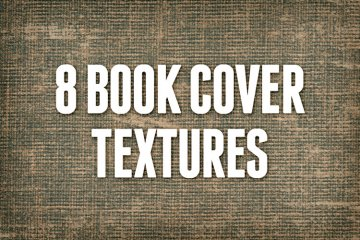 Old Book Covers Texture Pack 1