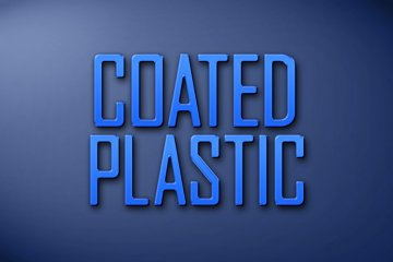 Coated Plastic Photoshop Style