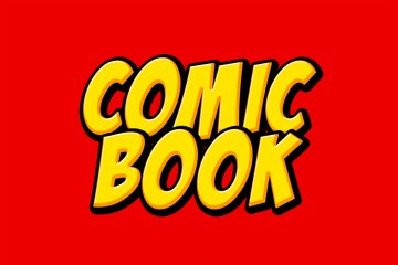 Comic Book Photoshop Style 1