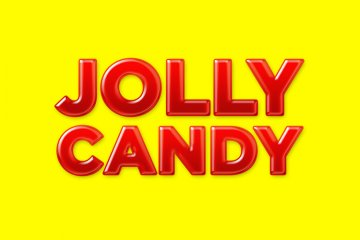 Jolly Candy Photoshop Style