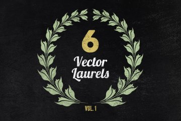 Vector Laurels Volume 1