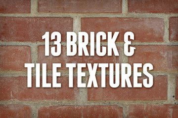 Seamless Brick and Tile Textures Pack 1