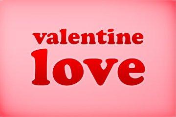 Valentine Love Photoshop Style
