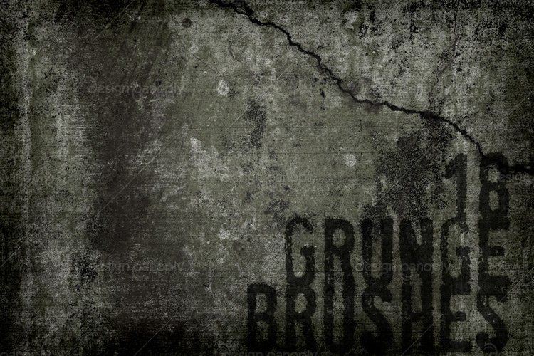 Grunge Brush Pack 1