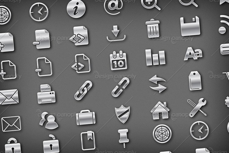 Modern Vector Icons Pack 1