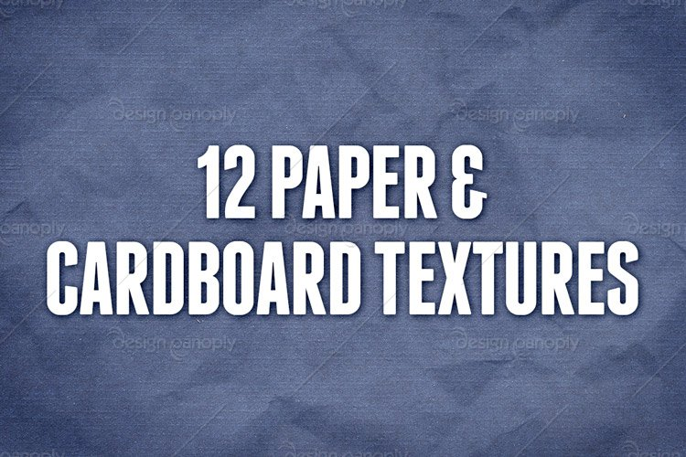 Paper and Cardboard Textures Pack 1