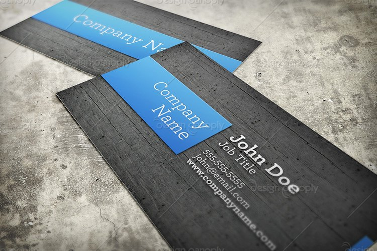 Realistic business card mockup template 1 design panoply realistic business card mockup template 1 cheaphphosting Image collections