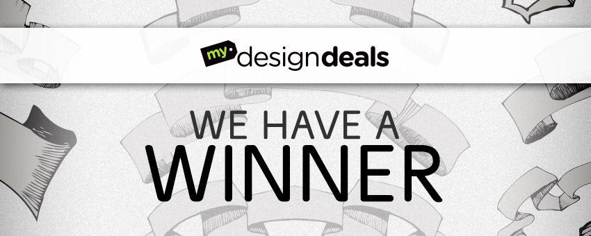 Winner of 880 Quality Designious Vectors