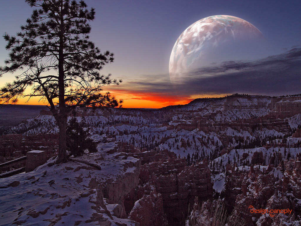 How to Composite a Moon or Planet into a Photo with