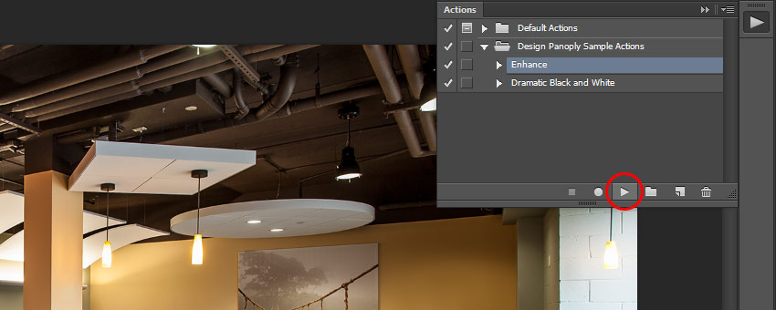 How to Install and Use Photoshop Actions | Design Panoply