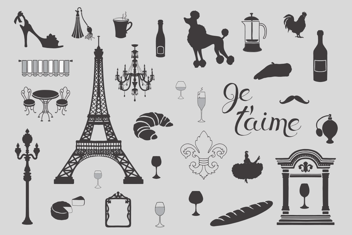 Eiffell Brush Script Font + Extras | Design Panoply