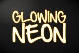 Glowing Neon Photoshop Style