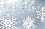 Snowflakes Brush Pack 1