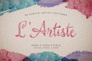 L'Artiste Subtle Artist Textures Volume 1