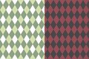 Argyle Pattern 001