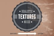 Realistic Noise Textures Volume 2