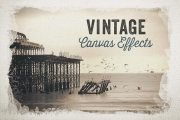 Vintage Canvas Effects Volume 1