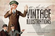 150 Vintage Illustrations Volume 1